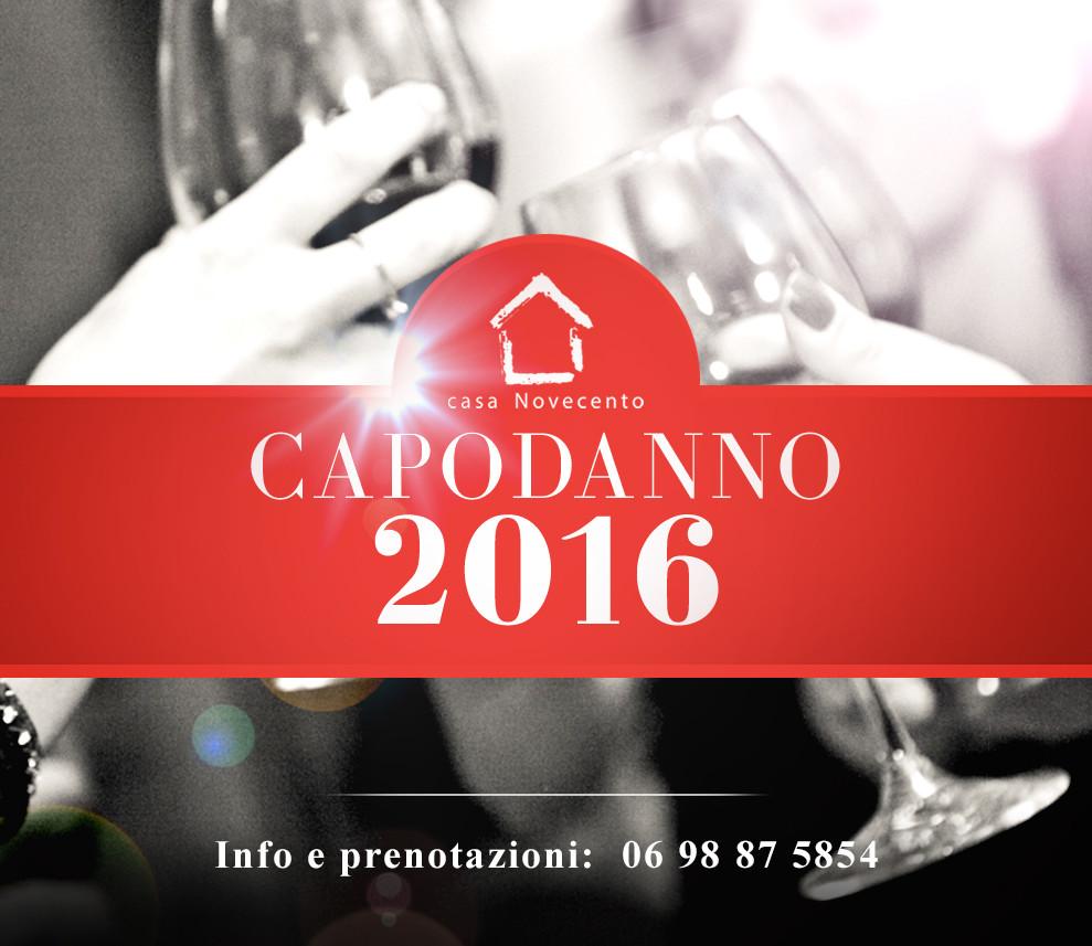 Capodanno 2016 a casa novecento ristorante casa novecento eur - Capodanno a casa ...