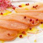 Roast Fish di tonno con salsa agli agrumi