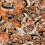 Funghi (mozzarella, pomodoro e funghi)