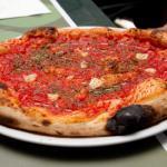 Marinara (pomodoro, aglio e origano)